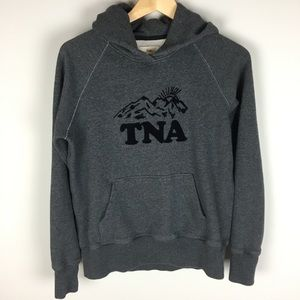 Warm and cozy Aritzia TNA hoodie